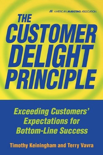 9780071735964: The Customer Delight Principle