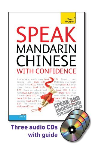 9780071736060: Speak Mandarin Chinese with Confidence (Teach Yourself: Level 2 (Audio))