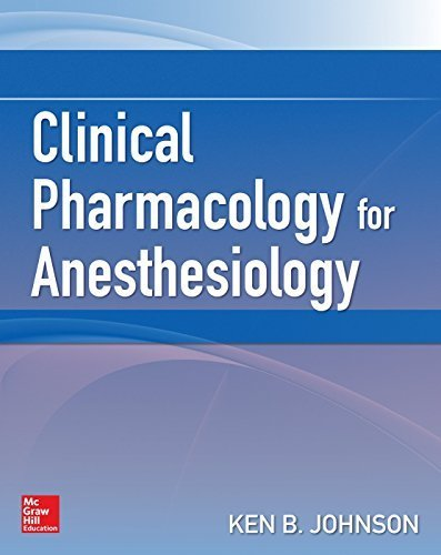 9780071736183: Clinical Pharmacology for Anesthesiology