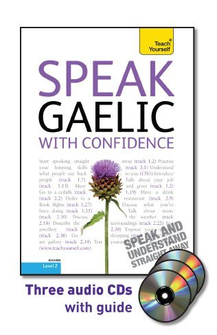 9780071736190: Speak Gaelic with Confidence [With Booklet] (Teach Yourself: Level 2)