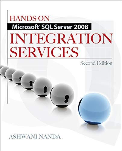 9780071736404: Hands-On Microsoft SQL Server 2008 Integration Services, Second Edition
