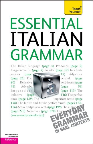9780071736824: Essential Italian Grammar: A Teach Yourself Guide (Teach Yourself: Reference)