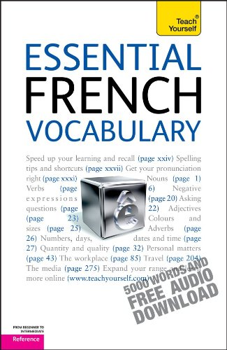 9780071736855: Essential French Vocabulary: A Teach Yourself Guide (Teach Yourself: Reference)