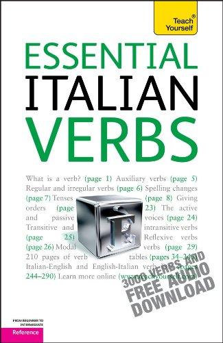 9780071736862: Essential Italian Verbs (Teach Yourself: Reference)