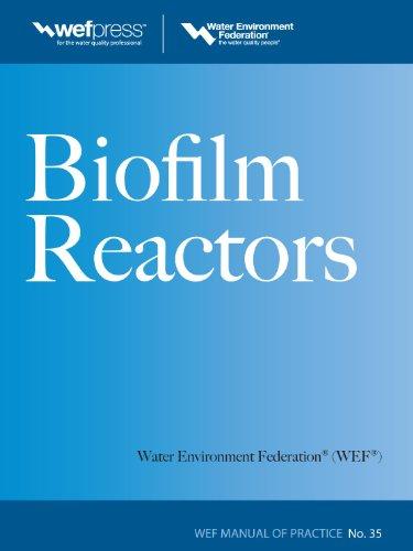 9780071737074: Biofilm Reactors WEF MOP 35 (Water Resources and Environmental Engineering Series)