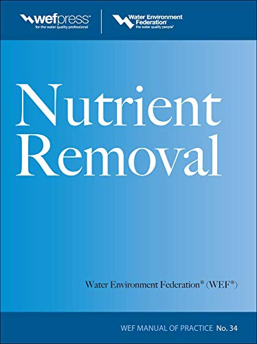 9780071737098: Nutrient Removal, WEF MOP 34 (Water Resources and Environmental Engineering Series)