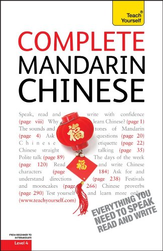 9780071737289: Complete Mandarin Chinese: A Teach Yourself Guide (Teach Yourself: Level 4)