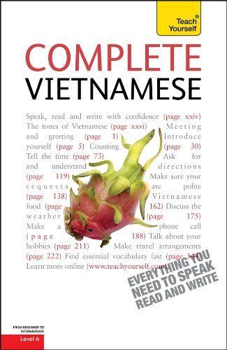 9780071737333: Complete Vietnamese (Teach Yourself: Level 4)