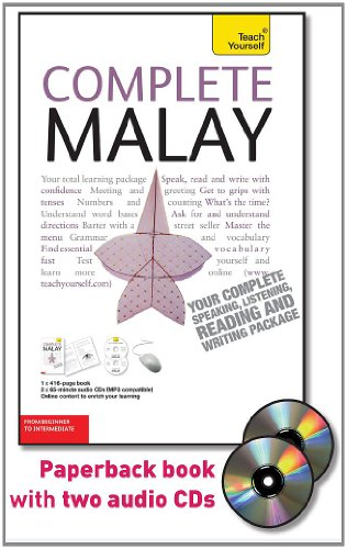 9780071737371: Complete Malay with Two Audio CDs: A Teach Yourself Guide