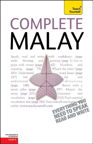 9780071737388: Complete Malay (Teach Yourself: Level 4)