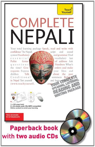 9780071737425: Complete Nepali with Two Audio CDs: A Teach Yourself