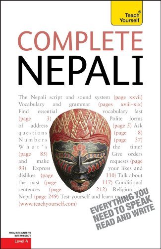 9780071737432: Complete Nepali (Teach Yourself: Level 4)