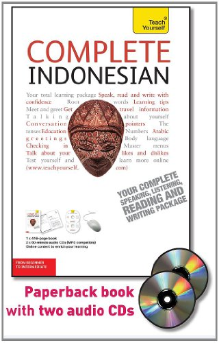 9780071737470: Complete Indonesian with Two Audio CDs: A Teach Yourself Guide (Teach Yourself: Reference)
