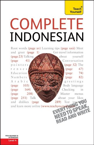 9780071737487: Complete Indonesian: A Teach Yourself Guide (Teach Yourself: Level 4)