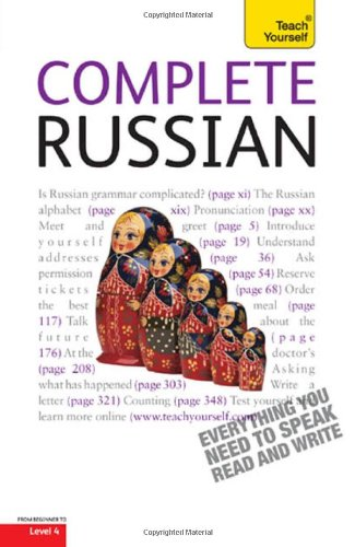 9780071737524: Complete Russian with Two Audio CDs: A Teach Yourself Guide (TY: Language Guides)