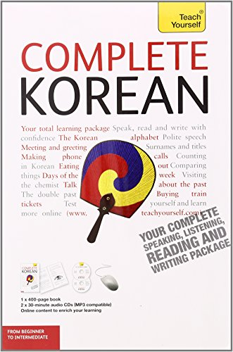 9780071737579: Complete Korean with Two Audio CDs: A Teach Yourself Guide