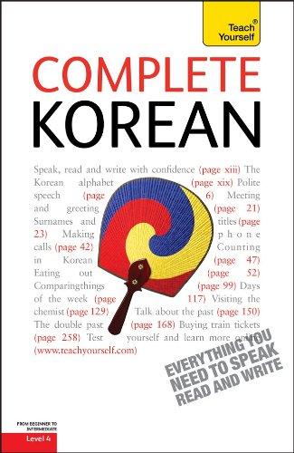 9780071737586: Complete Korean: A Teach Yourself Guide (Teach Yourself: Level 4)