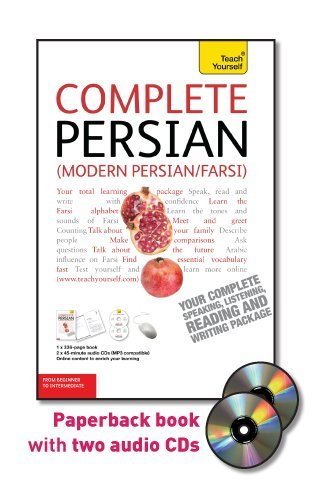 9780071737623: Teach Yourself Complete Persian (Modern Persian/Farsi): From Beginner to Intermediate [With Paperback Book] (Teach Yourself Language Complete Courses)