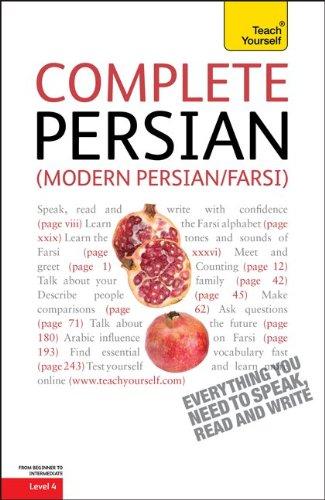 9780071737630: Complete Persian (Modern Persian/Farsi) (Teach Yourself: Level 4)
