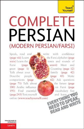 9780071737630: Complete Persian (Modern Persian/Farsi): A Teach Yourself Guide (Teach Yourself: Level 4 (Paperback))