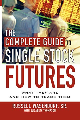 9780071737869: The Complete Guide to Single Stock Futures