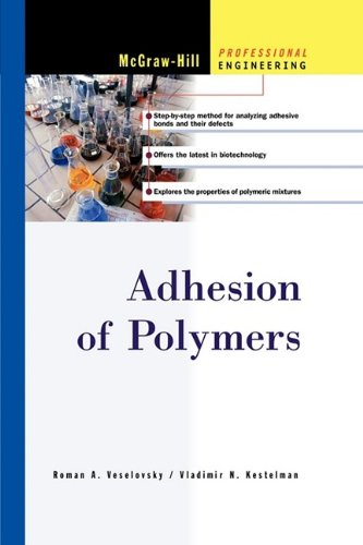 9780071737920: Adhesion of Polymers