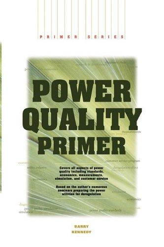 9780071737975: Power Quality Primer
