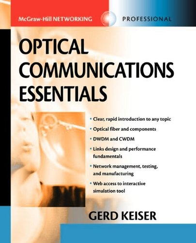 9780071737999: Optical Communications Essentials