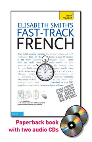9780071738378: Fast-Track French with Two Audio CDs: A Teach Yourself Guide (Fast Tracks)
