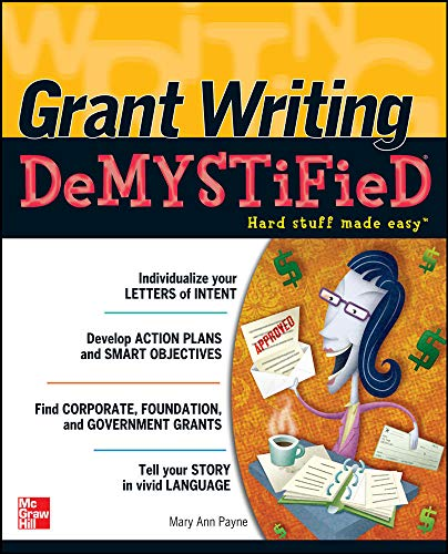 9780071738637: Grant Writing DeMYSTiFied