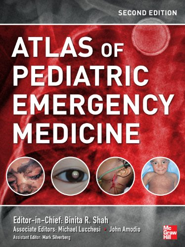 9780071738743: Atlas of Pediatric Emergency Medicine, Second Edition (Medical/Denistry)