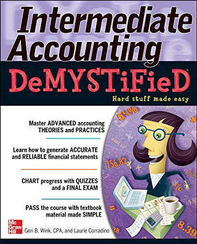 9780071738859: Intermediate Accounting DeMYSTiFieD