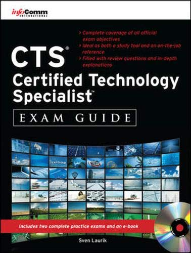9780071739191: CTS Certified Technology Specialist Exam Guide