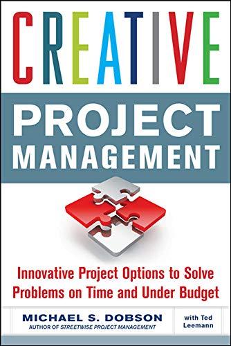 9780071739337: Creative Project Management