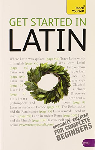 9780071739405: Get Started in Latin (Teach Yourself)