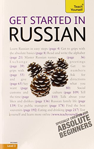 9780071739504: Get Started in Russian: A Teach Yourself Guide (Teach Yourself: Level 3)