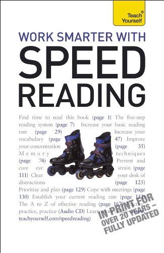 9780071739986: Work Smarter with Speed Reading: A Teach Yourself Guide (Teach Yourself (McGraw-Hill))