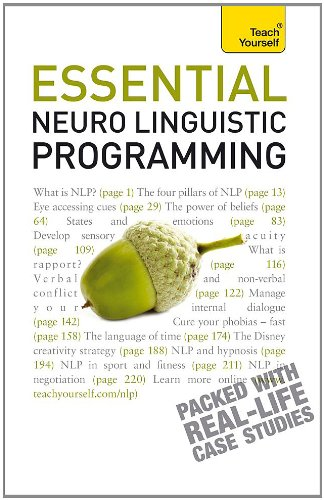 9780071740005: Essential Neuro Linguistic Programming: A Teach Yourself Guide