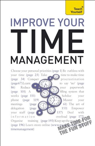 9780071740074: Improve Your Time Management (Teach Yourself (McGraw-Hill))