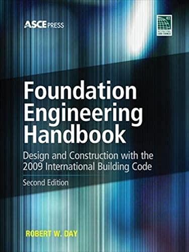 Foundation Engineering Handbook 2/E: Day, Robert W.