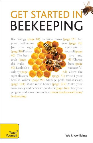 9780071740159: Get Started in Beekeeping: A Teach Yourself Guide (Teach Yourself: Games/Hobbies/Sports)