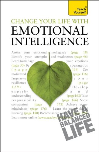 9780071740166: Change Your Life with Emotional Intelligence: A Teach Yourself Guide (Teach Yourself: General Reference)