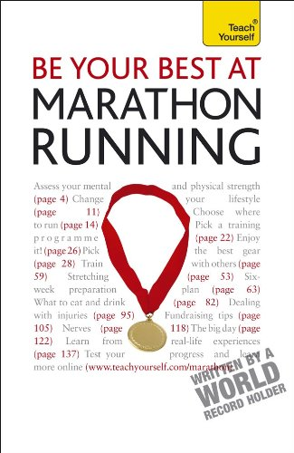 9780071740203: Be Your Best at Marathon Running: A Teach Yourself Guide (Teach Yourself: Games/Hobbies/Sports)