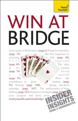 9780071740227: Win at Bridge: A Teach Youself Guide (Teach Yourself Series)