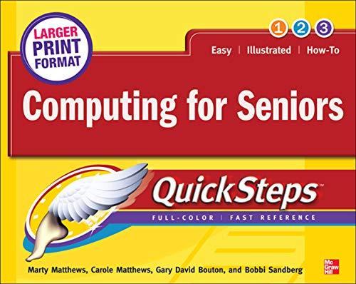 9780071740357: Computing for Seniors QuickSteps