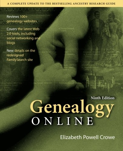 9780071740371: Genealogy Online 9/E
