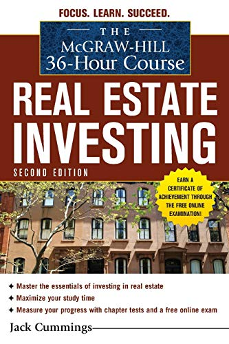 9780071740821: The McGraw-Hill 36-Hour Course: Real Estate Investing, Second Edition (McGraw-Hill 36-hour Courses)