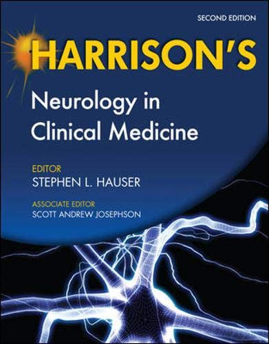 9780071741033: Harrison's Neurology in Clinical Medicine, Second Edition