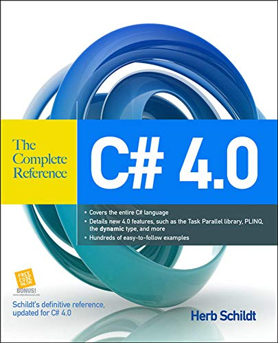 9780071741163: C# 4.0 The Complete Reference