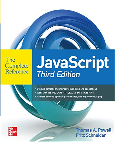 9780071741200: JavaScript The Complete Reference 3rd Edition